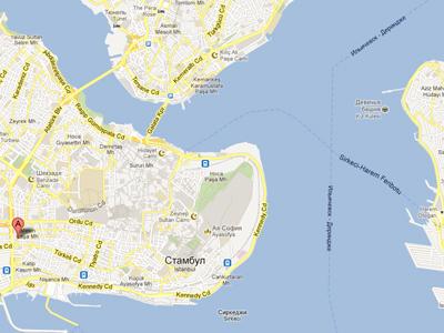 HotelEphesus Map
